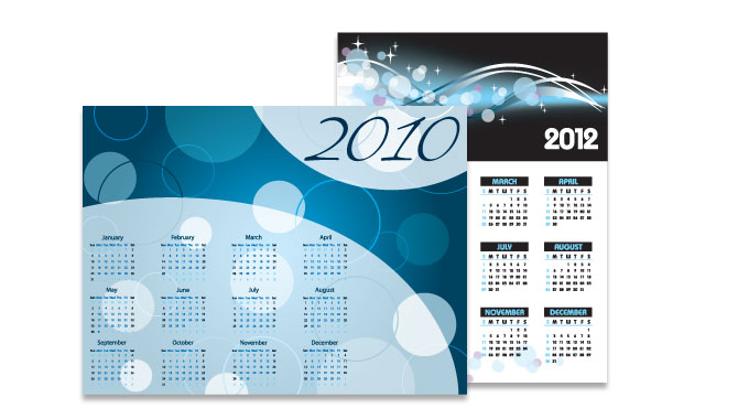 Calendar Printing in Los Angeles