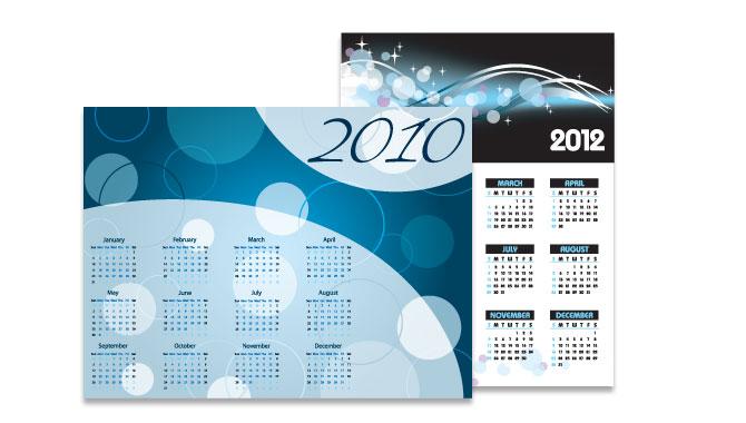 Calendar Printing in Los Angeles