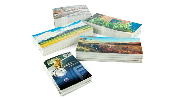 Postcard Printing in Los Angeles