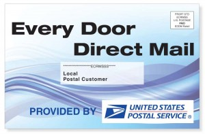 Every Door Direct Mail from the US Postal Service