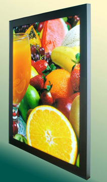Backlit film for lightboxes by SLB Printing in Los Angeles