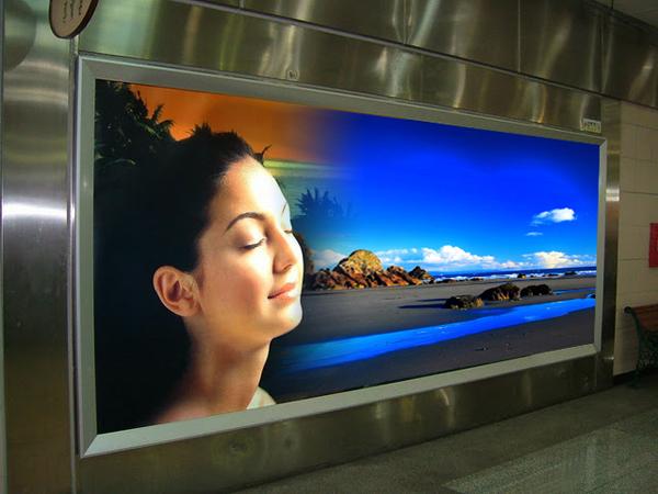 Backlit Film Printing The Eco-Friendly Way - SLB Printing
