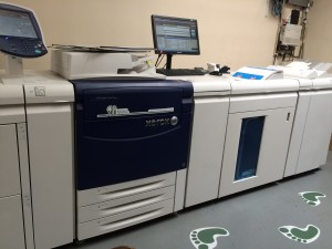 Xerox digital printer